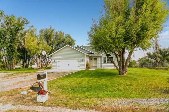 5859 Creekview Drive, Shepherd, MT 59079 (MLS #311393) :: MK Realty