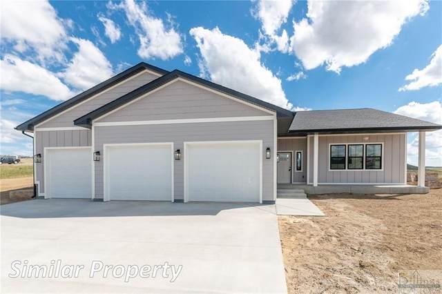 1409 Carson Way, Billings, MT 59105 (MLS #311456) :: Search Billings Real Estate Group