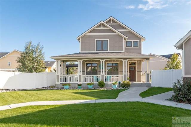 1727 Front Street, Billings, MT 59101 (MLS #311470) :: The Ashley Delp Team