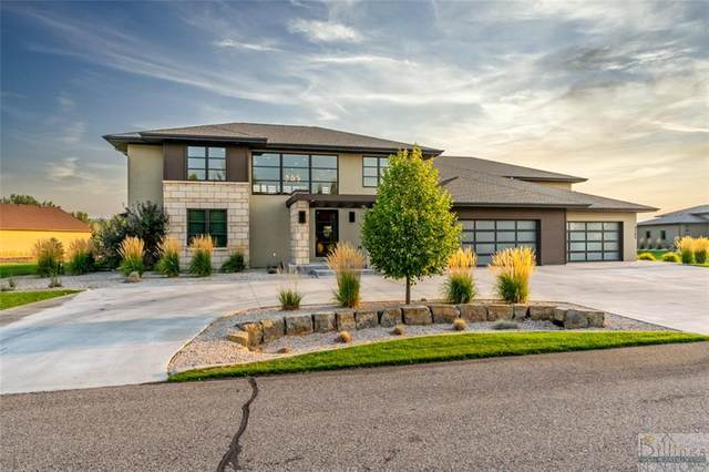 5302 Green Teal Drive, Billings, MT 59106 (MLS #311475) :: MK Realty
