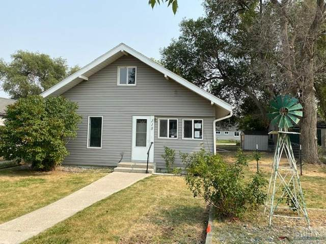 115 Adams Street, Billings, MT 59101 (MLS #311483) :: Search Billings Real Estate Group
