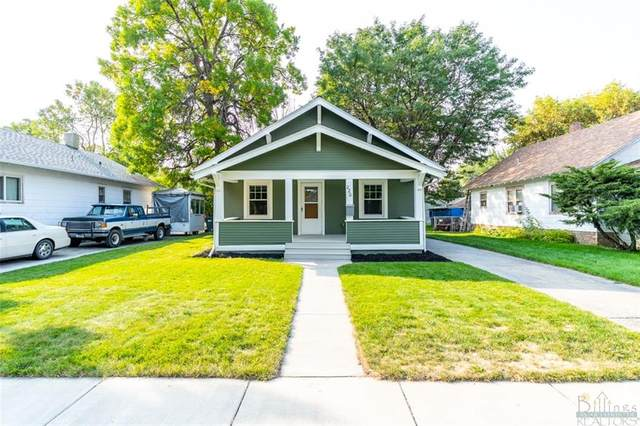 220 Custer Avenue, Billings, MT 59101 (MLS #311489) :: MK Realty