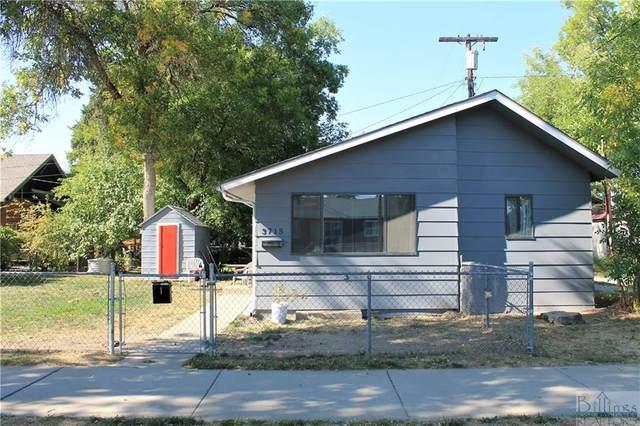 3715 4th Avenue S, Billings, MT 59101 (MLS #311498) :: Search Billings Real Estate Group