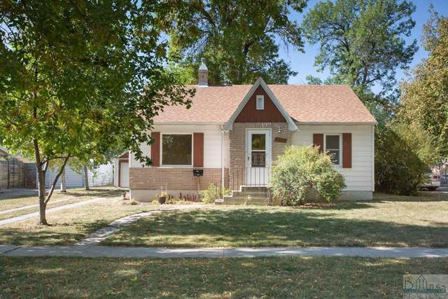 512 2nd Avenue, Laurel, MT 59044 (MLS #311503) :: Search Billings Real Estate Group