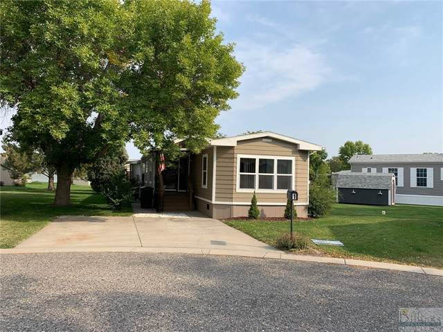 1 South Grove Place, Billings, MT 59102 (MLS #311505) :: The Ashley Delp Team