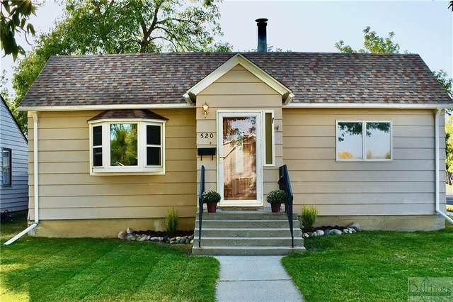 520 Colorado Ave, Laurel, MT 59044 (MLS #311511) :: MK Realty