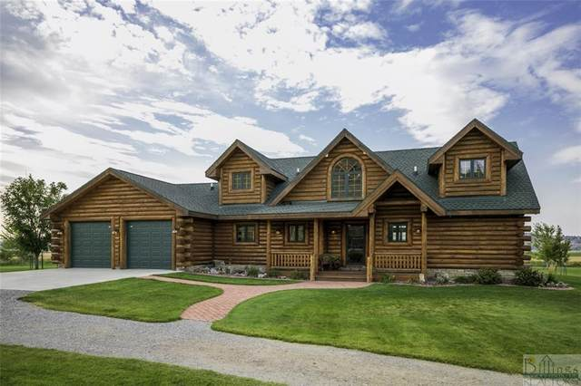 52 Rimrock Dr, Park City, MT 59063 (MLS #311529) :: Search Billings Real Estate Group