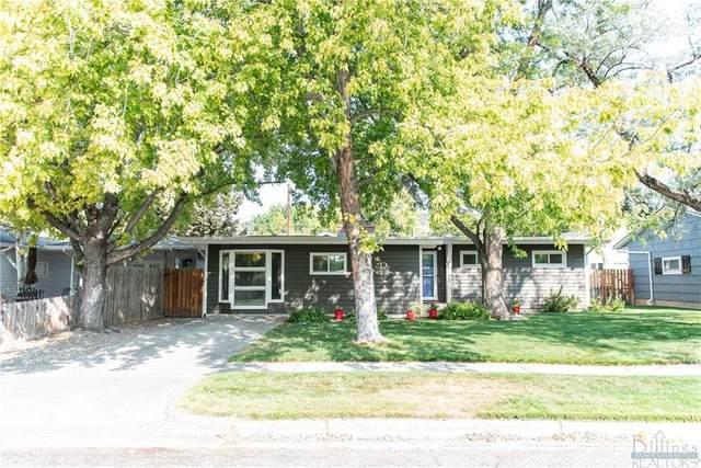 2933 Beech Avenue, Billings, MT 59102 (MLS #311532) :: Search Billings Real Estate Group