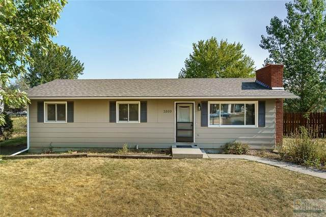 3569 Kingswood Drive, Billings, MT 59101 (MLS #311540) :: The Ashley Delp Team