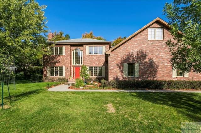 1027 Moon Valley Rd, Billings, MT 59105 (MLS #311556) :: Search Billings Real Estate Group