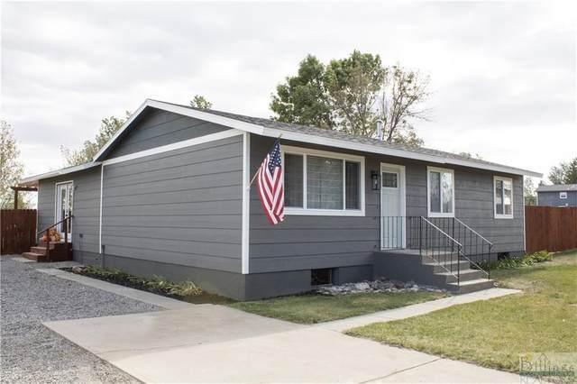 3923 Pleasant View, Billings, MT 59105 (MLS #311565) :: Search Billings Real Estate Group