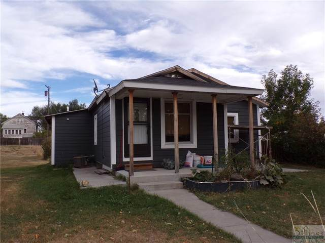 418 E 2Nd., Roundup, MT 59072 (MLS #311597) :: Search Billings Real Estate Group