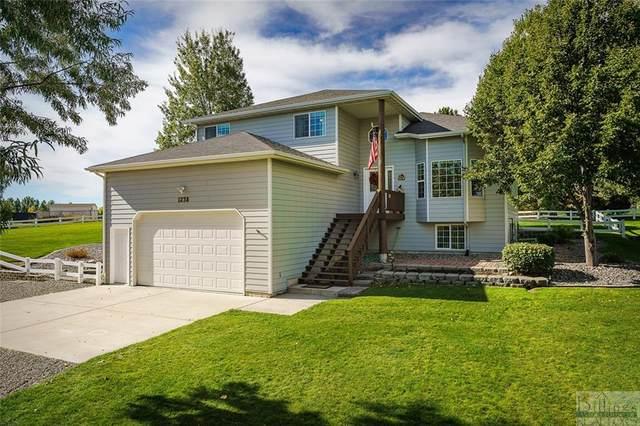 1238 Clarhill Road, Laurel, MT 59044 (MLS #311615) :: Search Billings Real Estate Group