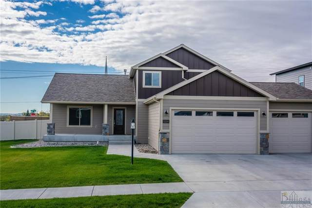 5334 Amherst Drive, Billings, MT 59106 (MLS #311624) :: The Ashley Delp Team