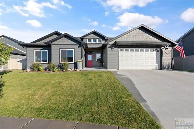 2970 W Copper Ridge Loop, Billings, MT 59106 (MLS #311641) :: Search Billings Real Estate Group
