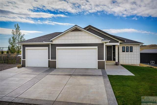8835 Longmeadow Drive, Billings, MT 59106 (MLS #311643) :: MK Realty