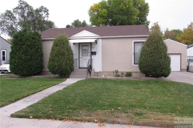 107 Sixth Avenue, Laurel, MT 59044 (MLS #311654) :: Search Billings Real Estate Group