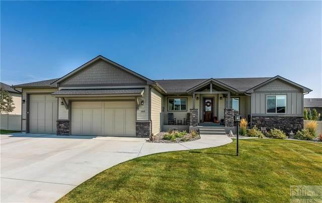 6140 Timbercove Drive, Billings, MT 59106 (MLS #311659) :: Search Billings Real Estate Group