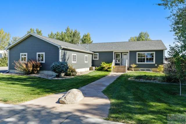 102 6th Ave Se, Park City, MT 59063 (MLS #311662) :: Search Billings Real Estate Group