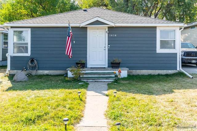 1414 Rosebud Lane, Billings, MT 59101 (MLS #311688) :: The Ashley Delp Team