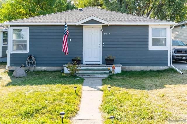 1414 Rosebud Lane, Billings, MT 59101 (MLS #311688) :: Search Billings Real Estate Group