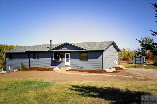 5 Arrowhead, Red Lodge, MT 59068 (MLS #311708) :: Search Billings Real Estate Group