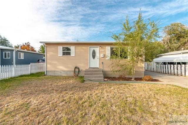 4231 Stone Street, Billings, MT 59101 (MLS #311714) :: Search Billings Real Estate Group