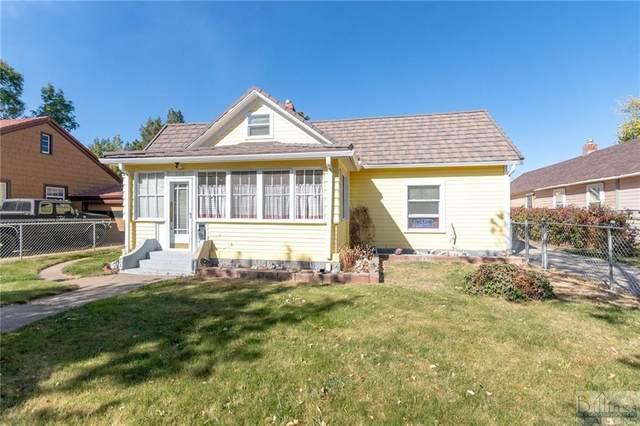 309 E 5th Street, Laurel, MT 59044 (MLS #311726) :: Search Billings Real Estate Group