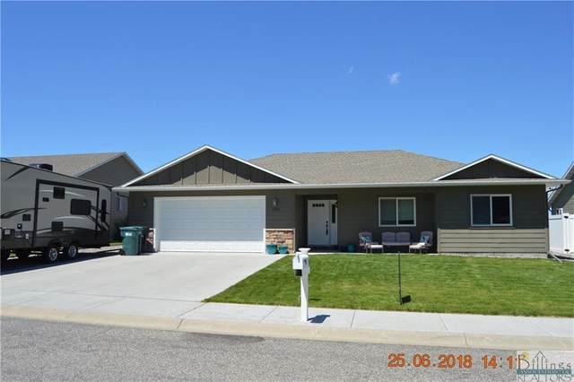1243 Crist Drive, Billings, MT 59105 (MLS #311731) :: MK Realty