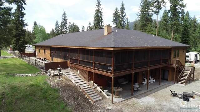 15 Craws Nest Loop, Thompson Falls, Other-See Remarks, MT 59873 (MLS #311735) :: MK Realty