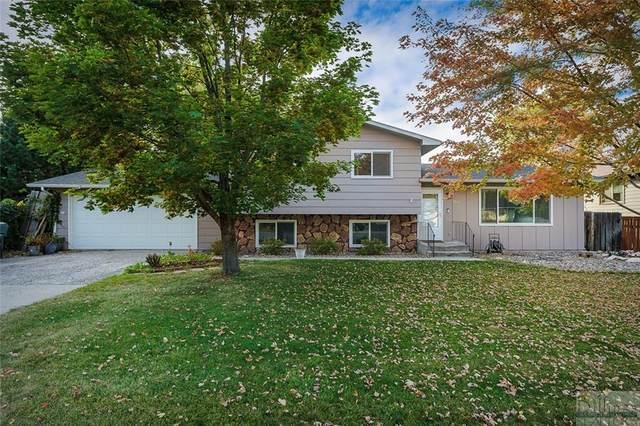1055 Wiloma Drive, Billings, MT 59105 (MLS #311740) :: Search Billings Real Estate Group