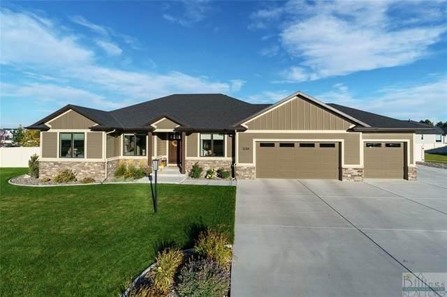 1119 Victoria Falls, Billings, MT 59106 (MLS #311742) :: MK Realty