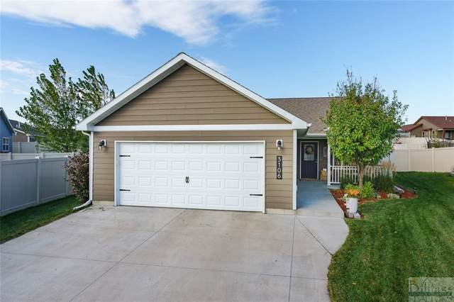 3106 Copper Ridge Place, Billings, MT 59106 (MLS #311743) :: Search Billings Real Estate Group