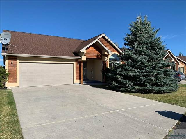 737 Lazy M Street, Red Lodge, MT 59068 (MLS #311752) :: Search Billings Real Estate Group