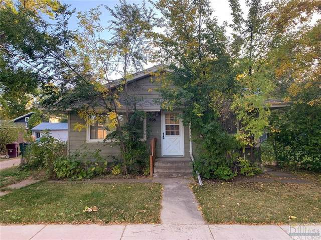 908 14th Street, Other-See Remarks, MT 59442 (MLS #311753) :: Search Billings Real Estate Group