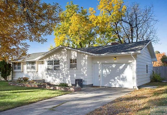 2110 Brentwood Ln, Billings, MT 59102 (MLS #311805) :: Search Billings Real Estate Group