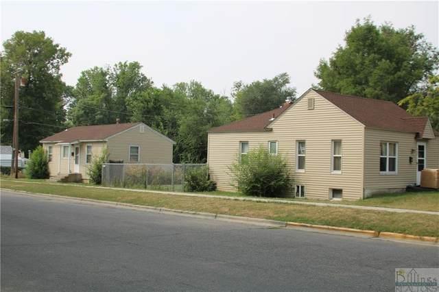 702 Lewis, Billings, MT 59101 (MLS #311818) :: Search Billings Real Estate Group