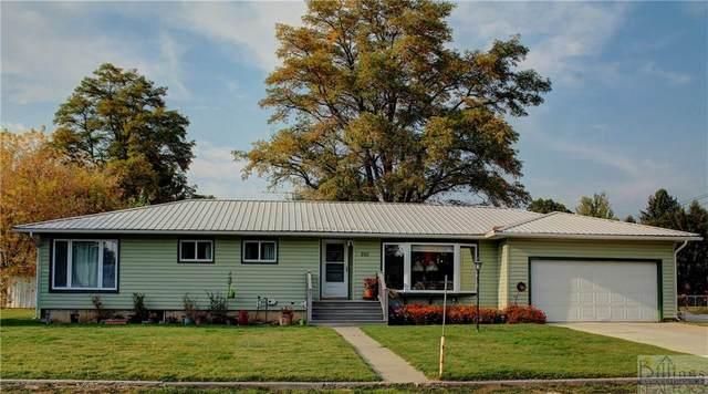 301 W Railway Avenue, Joliet, MT 59041 (MLS #311820) :: Search Billings Real Estate Group