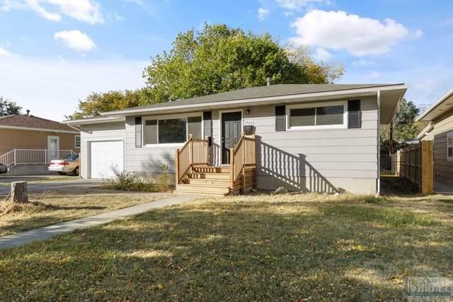 2521 Miles Ave, Billings, MT 59102 (MLS #311833) :: MK Realty