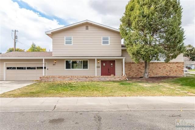32 29th Street W, Billings, MT 59102 (MLS #311838) :: Search Billings Real Estate Group