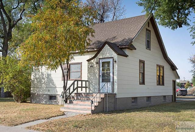 1424 8th Street W, Billings, MT 59102 (MLS #311841) :: The Ashley Delp Team