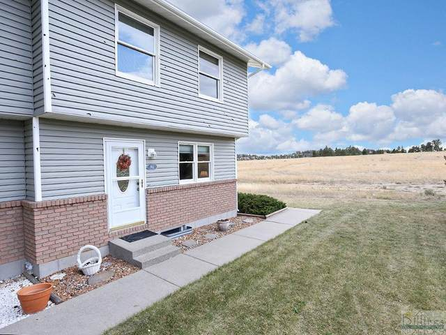96 W Antelope Trail #12E, Billings, MT 59105 (MLS #311842) :: Search Billings Real Estate Group