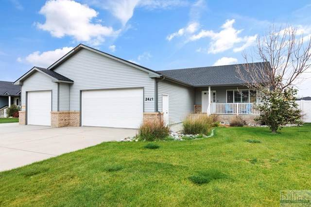 2421 Lake Heights Drive, Billings, MT 59105 (MLS #311852) :: The Ashley Delp Team