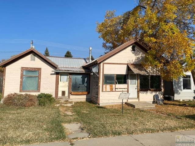 514 W Cook Street, Lewistown, MT 59457 (MLS #311854) :: The Ashley Delp Team