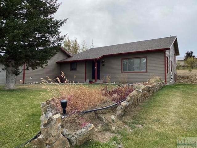 4928 Middle Valley Drive, Billings, MT 59105 (MLS #311865) :: The Ashley Delp Team