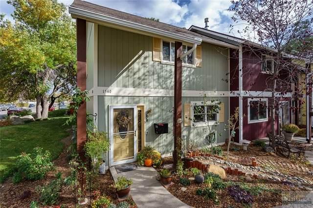 1540 Yellowstone Avenue, Billings, MT 59102 (MLS #311869) :: Search Billings Real Estate Group