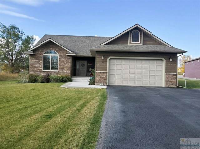 3 Bridle Trails Estates, Joliet, MT 59074 (MLS #311872) :: Search Billings Real Estate Group