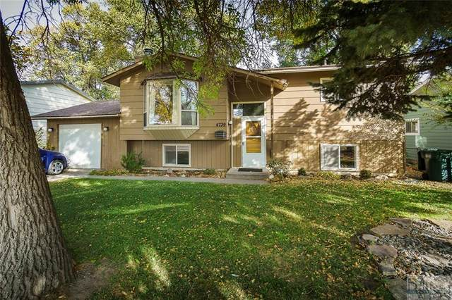 4739 Stone Street, Billings, MT 59101 (MLS #311874) :: MK Realty