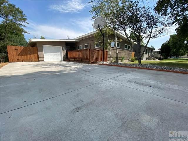 425 Glen Drive, Billings, MT 59102 (MLS #311886) :: Search Billings Real Estate Group