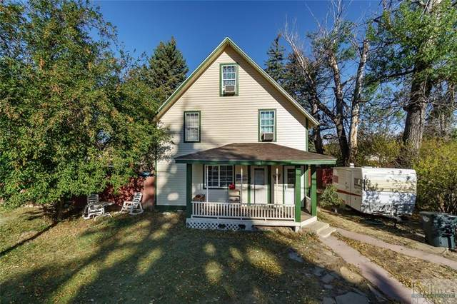 203 W Central, Joliet, MT 59041 (MLS #311896) :: Search Billings Real Estate Group